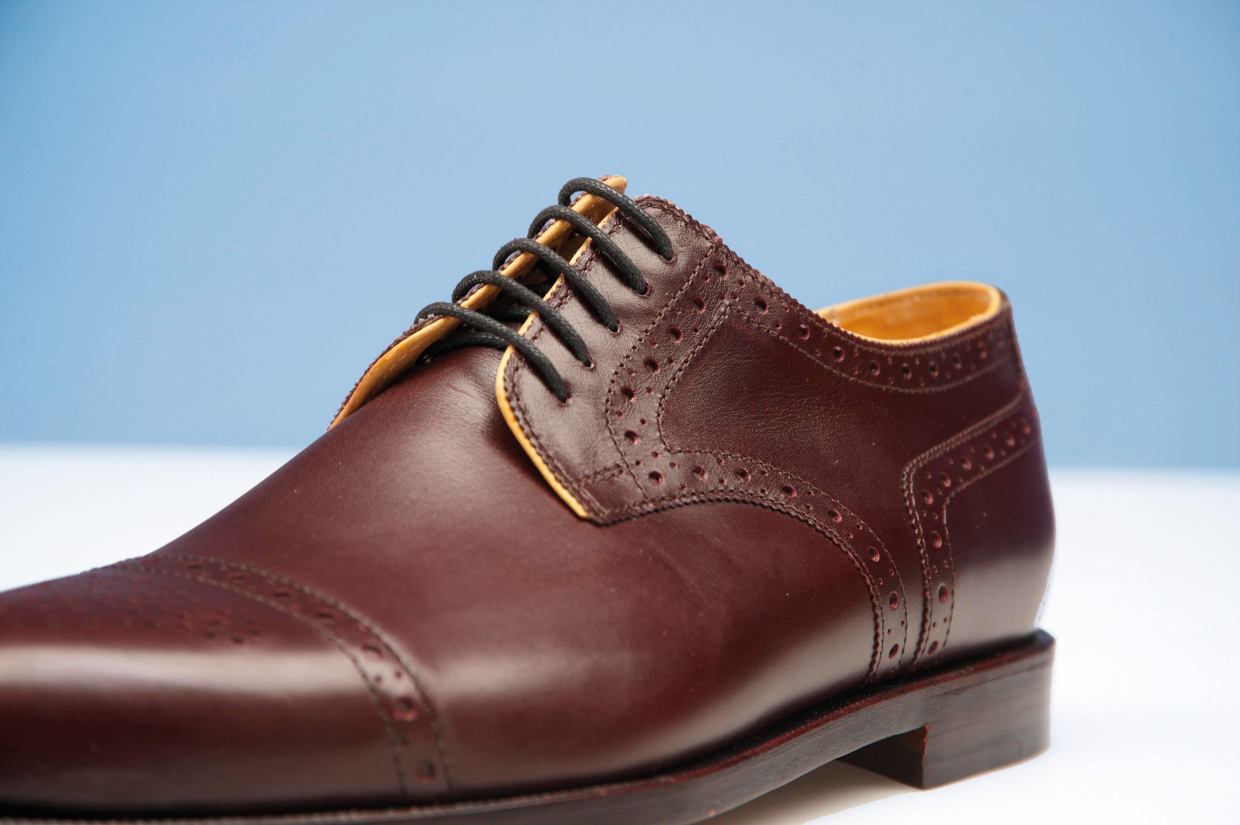 Modell 12 Wiener | Handmacher Schuhe