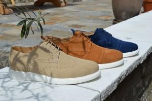Casual Schuhe C1 und C4 - VB, VC, VBL