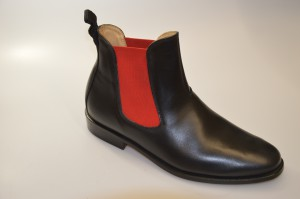 Modell 9600 KS Gummiband Rot, Chelsea Boot